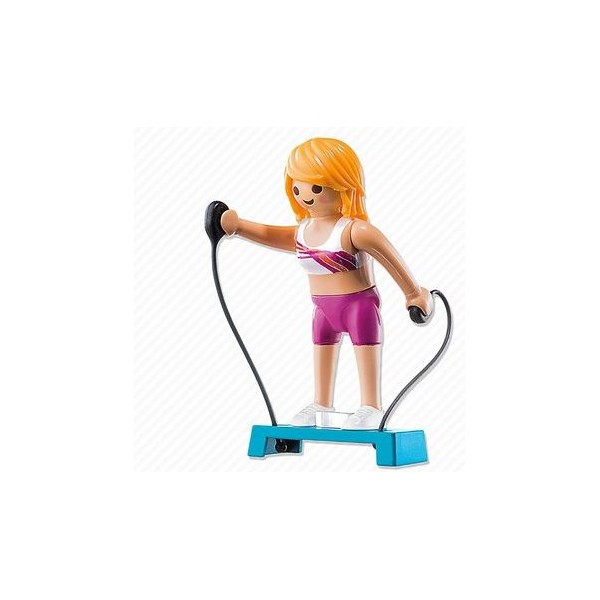 Figurina - instructor de fitness