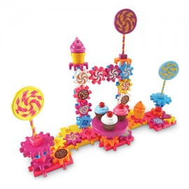 Set de constructie - gears sweet shop