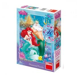 Diamond puzzle - micuta sirena