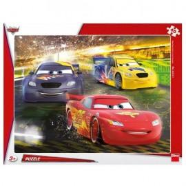 Puzzle cu rama cars marea victorie