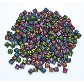 Margele Alfabet Neon 300 imagine