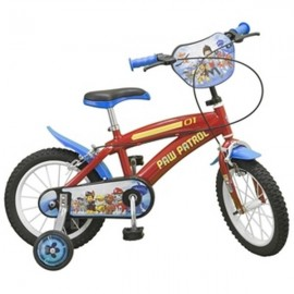 Bicicleta 14 Paw Patrol imagine