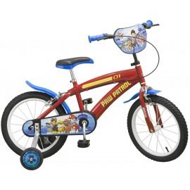 Bicicleta 16 Paw Patrol imagine