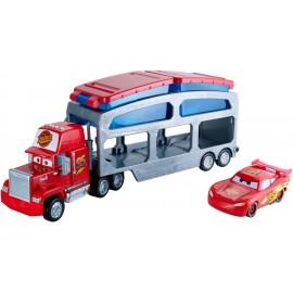 Camion Mack Dip & Dunk cu Fulger McQueen - care isi schimba culoarea