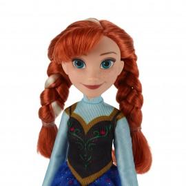 Papusa Printesa Anna Classic Winter - Hasbro