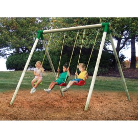 Little Tikes - Leagan 3 in 1 (Oslo Wood Swing Set)