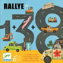Trasee Și Kilometri Rallye Djeco imagine