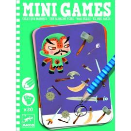 Mini games piesa lipsă-Clement