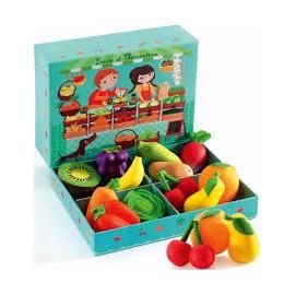 Fructe și legume Djeco