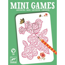 Mini games Djeco labirint