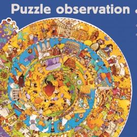 Puzzle observație Djeco - Evoluție