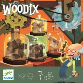 Woodix jocuri logice din lemn