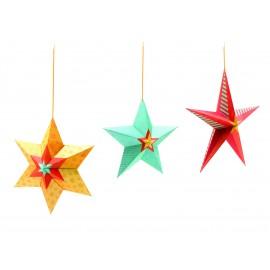 Decoraţie cameră copil stele Djeco