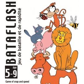 Joc De Cărți Djeco Bataflash imagine