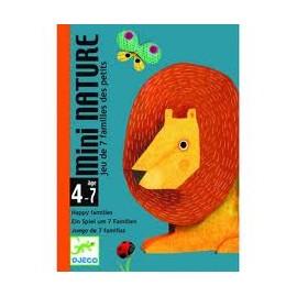 Joc de cărți Djeco Mininatura