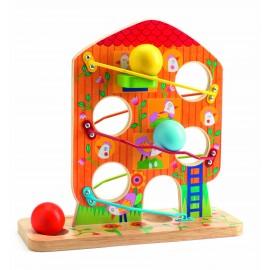 Jucărie Bebe Alunecă Ouăle imagine