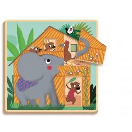 Puzzle-uri pentru copii de 2 ani 13
