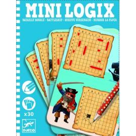 Mini logix Djeco bătălie