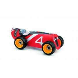 Speed racing, mașină de asamblat Djeco