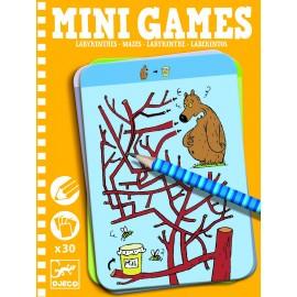 Mini games Djeco labirintul lui Thesee