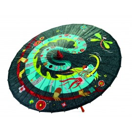 Umbrelă Pentru Copii Dragonul Și Libelula Djeco imagine