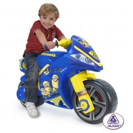 Motocicleta fara pedale Winner Minions (INJ19403)