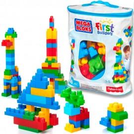 Primele Cuburi De Construit 60 Buc - Mega Bloks imagine