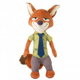Zootropolis Plus cu sunete - Nick Wilde