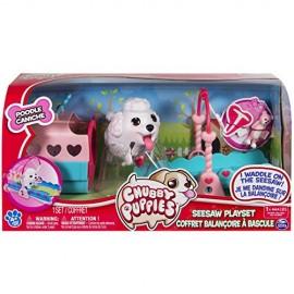 Chubby Puppies - Set de joaca Poodle Caniche