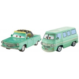 Disney Cars 2 - Rusty Rust-eze si Dusty Rust-Eze