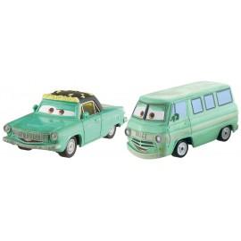 Disney Cars 2 - Rusty Rust-eze si Dusty Rust-Eze