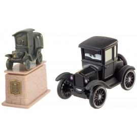 Disney Cars 2 - Stanley si Lizzie
