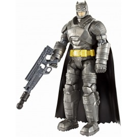 Figurina Batman vs Superman - Batman cu armura de lupta