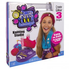 Set tricotat - Kinits Cool