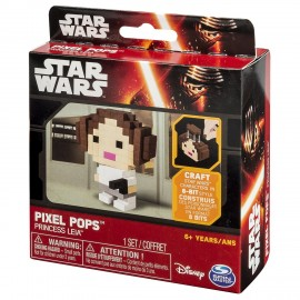 Star Wars Pixel Pops - Princess Leia