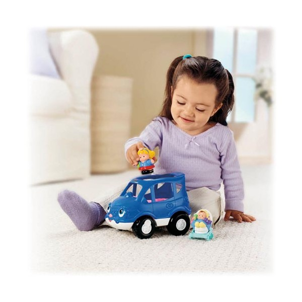 Little People - SUV cu figurine