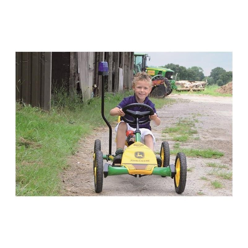 Kart BERG Junior John Deere Buddy 24212401