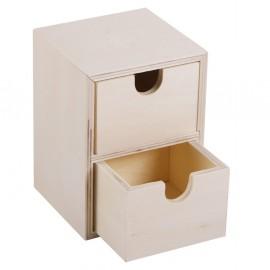 Minicutie din lemn - Beleduc