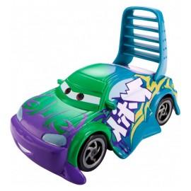 Disney Cars 2 - Wingo care isi schimba culoarea