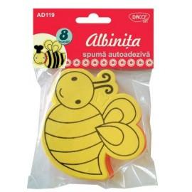 Albinita spuma
