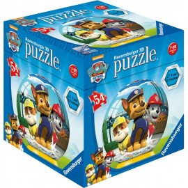 Puzzle 3d paw patrol 54 piese