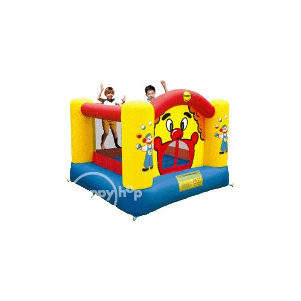 Happy Hop - Clown Bouncer