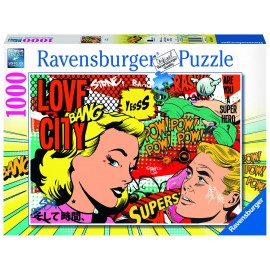 Puzzle arta pop 1000 piese