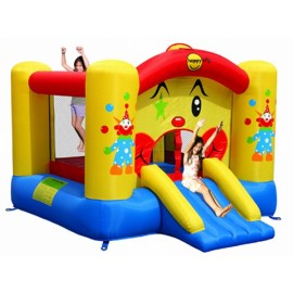 Happy Hop - Slide Clown Bouncer