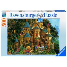 Puzzle colegiul magic 500 piese