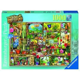 Puzzle dulapul gradinarului 1000 piese