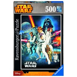 Puzzle star wars ep vi 500 piese