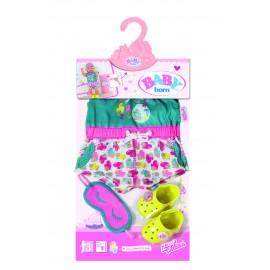 Baby born - pijama si papucei
