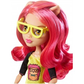 Papusa Howleen Wolf - Monster High Greek Shriek