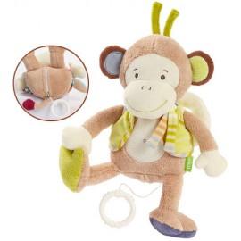 Jucarie muzicala- maimutica vesela
